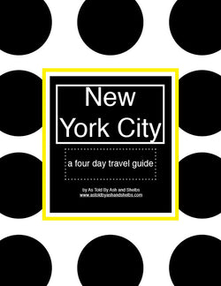NYC 4 Day Itinerary Travel Guide