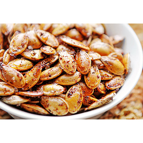 socl roasted spicy pepita pumkin seeds recipe