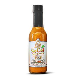 Cremosa Asada by SoCal Hot Sauce - All natural - mild - keto friendly sauce - socal hot sauce craft select