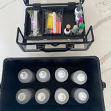 Nail Supply Storage Box