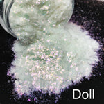 ELECTRIC Unicorn Glitter - Doll
