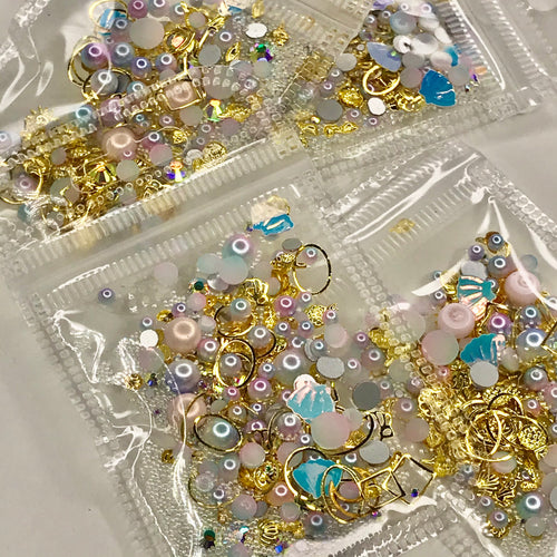Mermaid Charm Mix