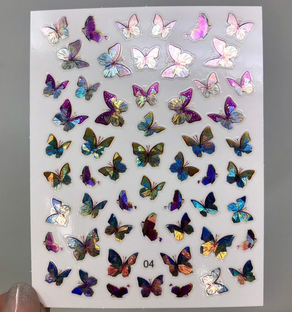 Butterfly Decal Stickers