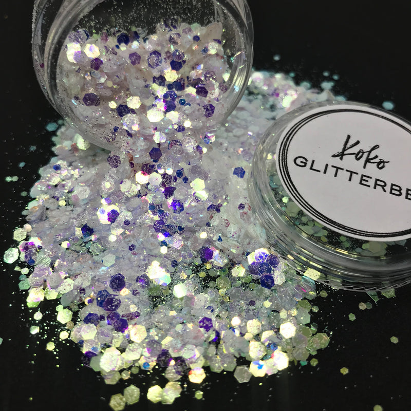 Purple Diamonds - KokoGlitterBel