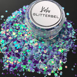 Metallic Glitter Mix Dots- Fling - KokoGlitterBel