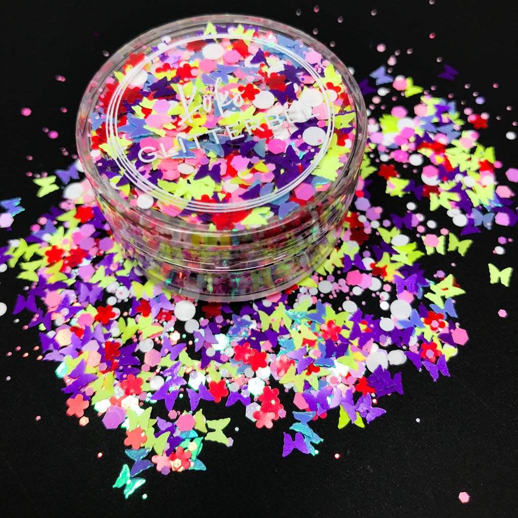 Summer Butterfly Fly Mix