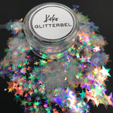 Iridescent Star Mix - KokoGlitterBel