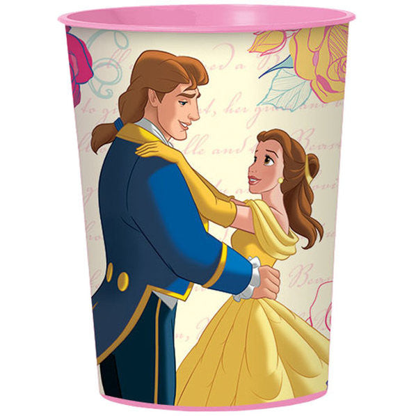 Beauty And The Beast Favour Cup 16oz