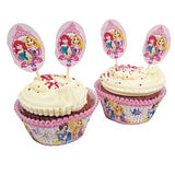 Disney Princess Cupcake Decorating Set (48 piece)