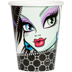 Monster High Cups 9oz (8)