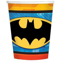 Batman 9oz Cups (8)