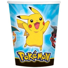 Pokemon Paper Cups (8)