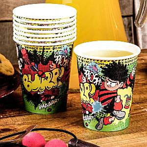 Dennis The Menace Cups 9oz (8)