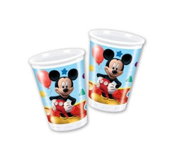 Mickey Mouse Clubhouse Cups (8)