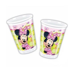 Minnie Mouse Cups (8)