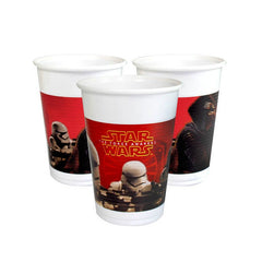 Star Wars Plastic Cups (8)