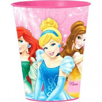 Disney Princess Favour Cup 16oz