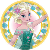 "Frozen Fever 9"" Lunch Plates (8)"