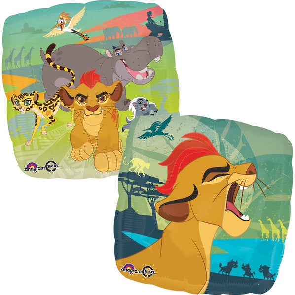 Disney Lion Guard Helium Foil Balloon (Deflated)