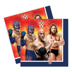 WWE Lunch Napkins (16)