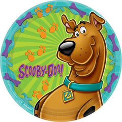 Scooby Doo Lunch Plates (8)
