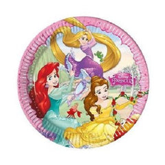 Disney Princess Lunch Plates (8)