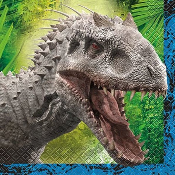 Jurassic World Lunch Napkins (16)