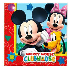 Mickey Mouse Clubhouse Napkins (20)