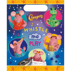 Clangers Party Bags (8)