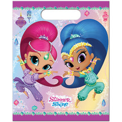 Shimmer And Shine Party Bags (8)