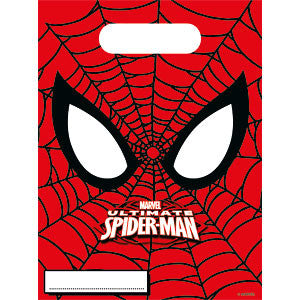 Ultimate Spiderman Party Bags (6)