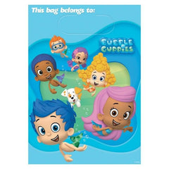 Bubble Guppies Party Bags (8)