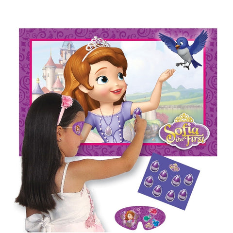 Sofia The First Party Game