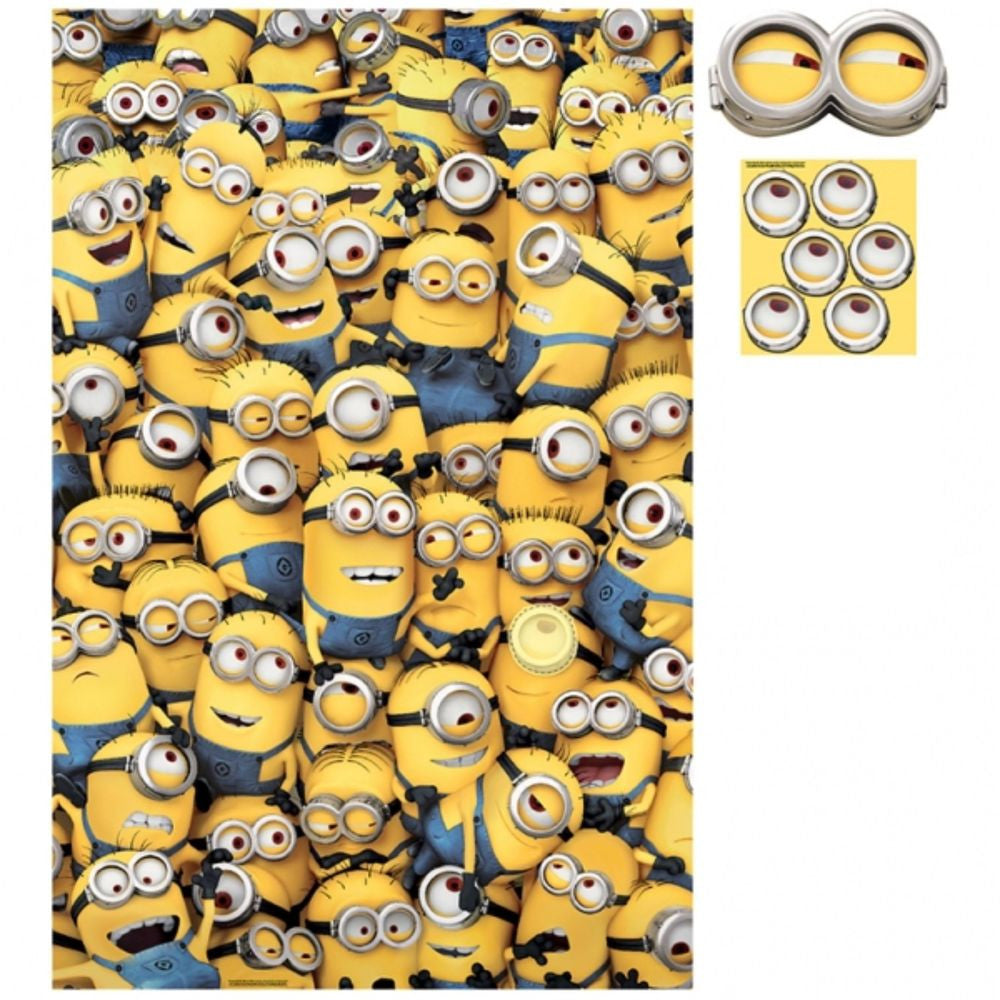 Despicable Me Minions Party Game