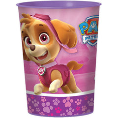 Paw Patrol Pink Favour Cup 16oz