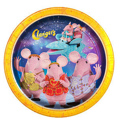 Clangers Plates (8)
