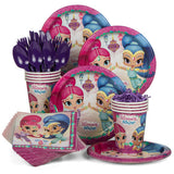 Shimmer And Shine Small Party Kit for 8