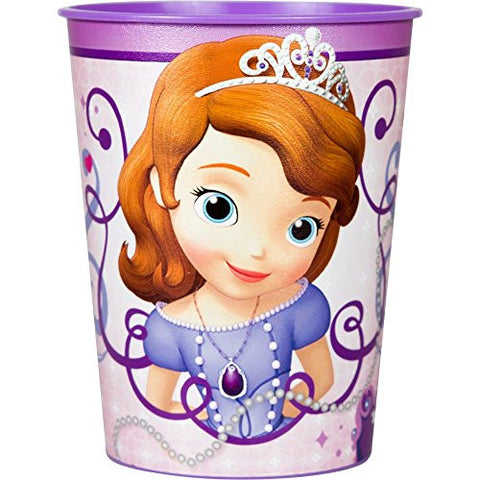 Sofia The First Favour Cup 16oz
