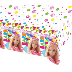 Barbie Table Cover