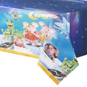 Clangers Table Cover