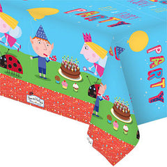 Ben and Holly Table Cover