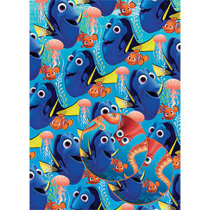Finding Dory Wrapping Paper And Tags