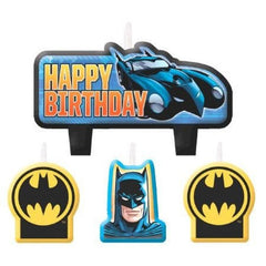 Batman Candles (4)