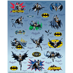 80 Batman Stickers, 4 Sheets