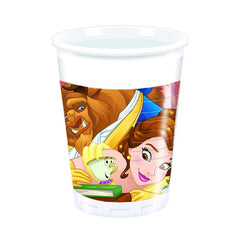 Beauty And The Beast Plastic Cups (8)