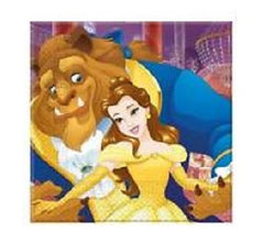 Beauty And The Beast Lunch Napkins (20)