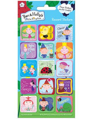 Ben & Holly's Little Kingdom Reward Stickers