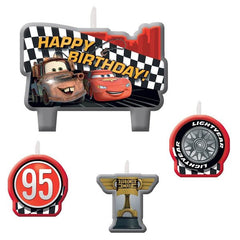 Cars Candles (4)