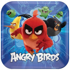 Angry Birds Lunch Plates (8)