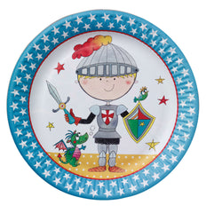 Rachel Ellen - Knight Party Plates 8 Pack